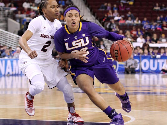 NCAA Womens Basketball: SEC Championship-Louisiana State vs South Carolina