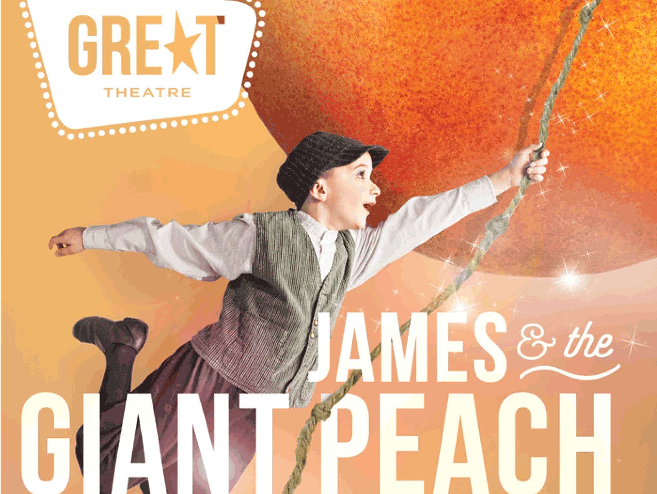 Enter to Win (2) tickets to James and the Giant Peach.  1/6-1/29