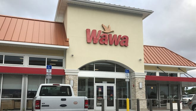 The new Indian River County Wawa, at 9050 20th St., opens Nov. 9.