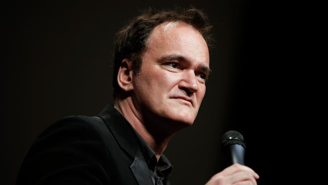 """Quentin Tarantino sued Gawker Media LLC on Jan. 27 for copyright infringement over the site's posting of a story that linked to a leaked copy of his script for a planned film called """"The Hateful Eight."""""""
