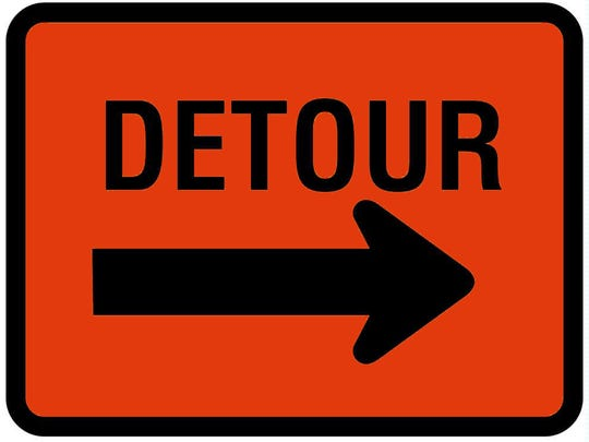Crine, Dutch Lane and Heulitt roads in Colts Neck will be closed while Monmouth County builds repairs.