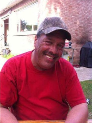 Mike Kenyon loved to spend time with his family.