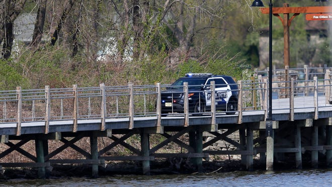 The Fox Cities Trestle Trail bridge, connecting Fritse Park in the Town of Menasha with the city of Menasha, was the site of a shooting spree that killed four people and critically injured another person.