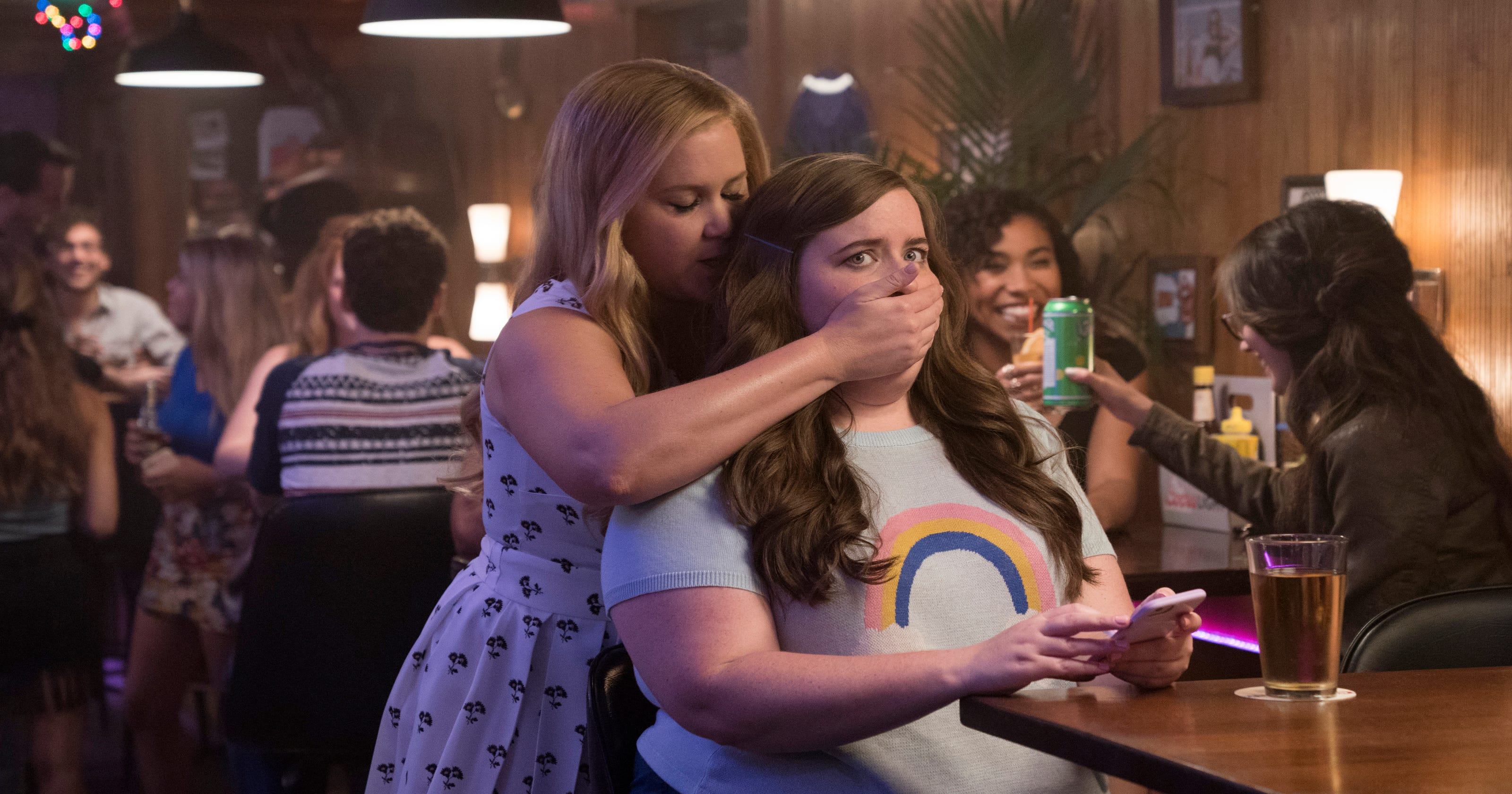 Amy Schumer Nude Scene review: in amy schumer's 'i feel pretty,' something isn't