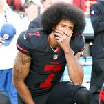 Colin Kaepernick and movement take center stage with promotion as 49ers starter