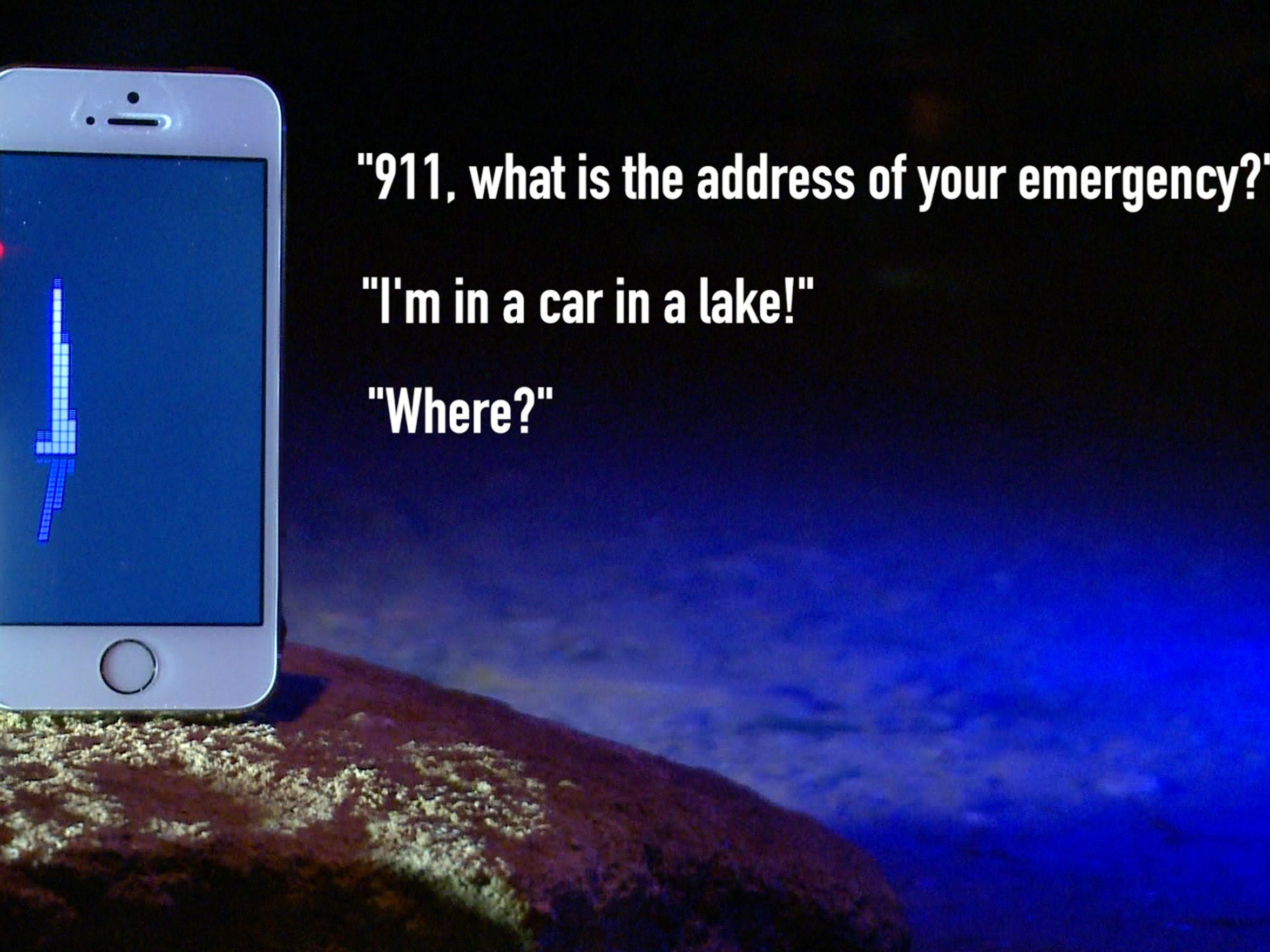Shanell Anderson's 911 call