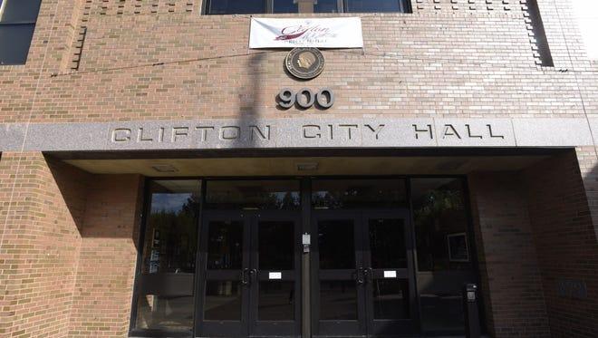 Clifton City Hall.