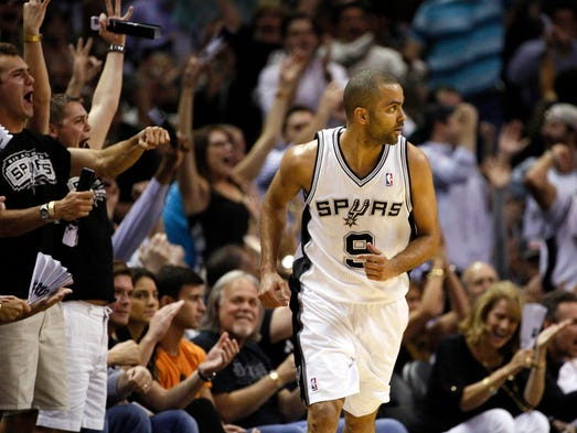 Spurs' Tony Parker will play in Game 1 vs. Thunder