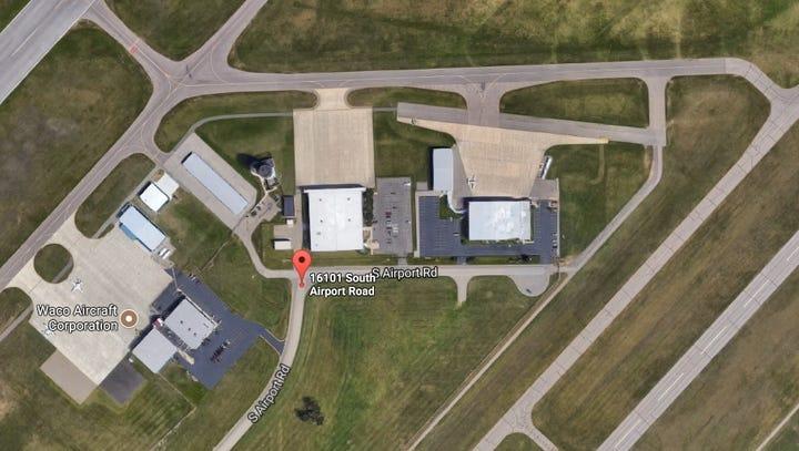Duncan Aviation to lease former Kellogg airport hangar