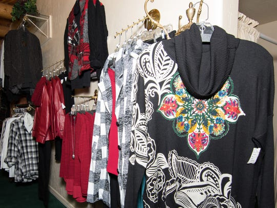 Emerald Isle Boutique offers everything from widely