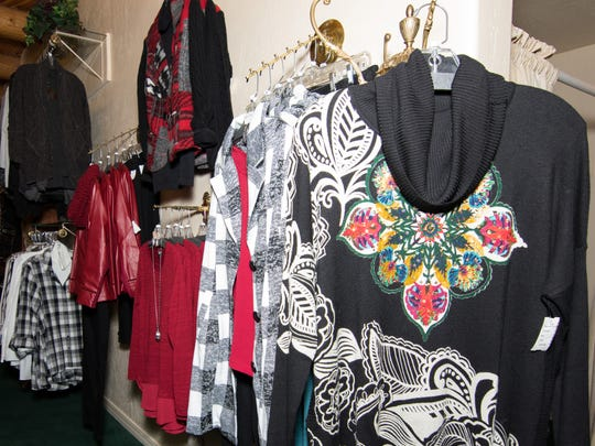 Emerald Isle Boutique offers everything from widely known brands to limited boutique items.