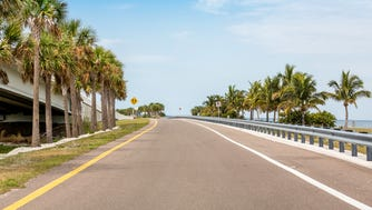 Florida has more than 700 miles of toll roads, more than any other state.