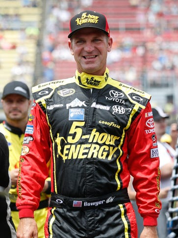 Clint Bowyer will retain sponsor 5-Hour Energy when
