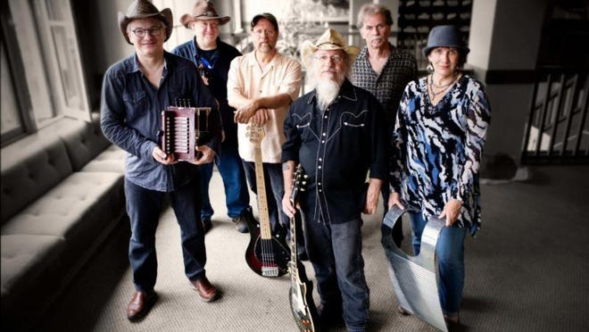 Zydegroove will perform Dec. 31 at the Ashokan Center in Olivebridge.