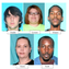 The five wanted by police for fraudulent checks