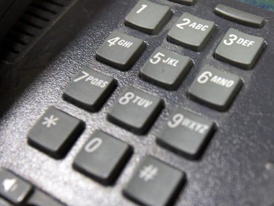 Telephone logo