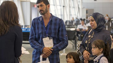 Family's journey takes them from Syria to Indiana