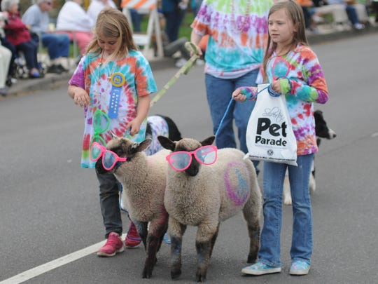 Silverton Pet Parade, May 16