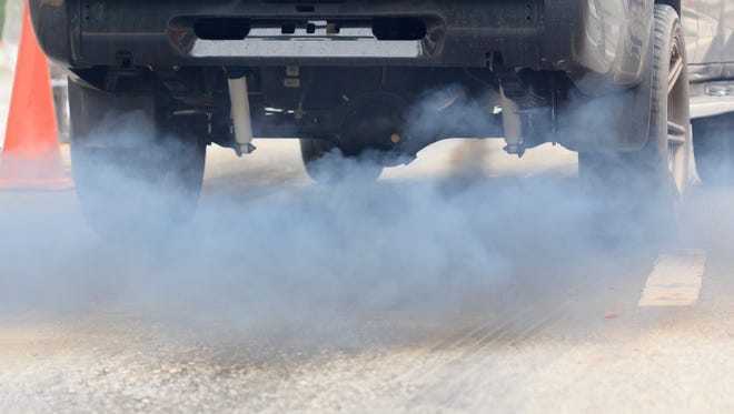 Rep. Joann Ginal, D-Fort Collins, wants to establish a fine for drivers who 'roll coal' with their vehicles.