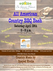 Live country music, good barbecue, and a line dancing