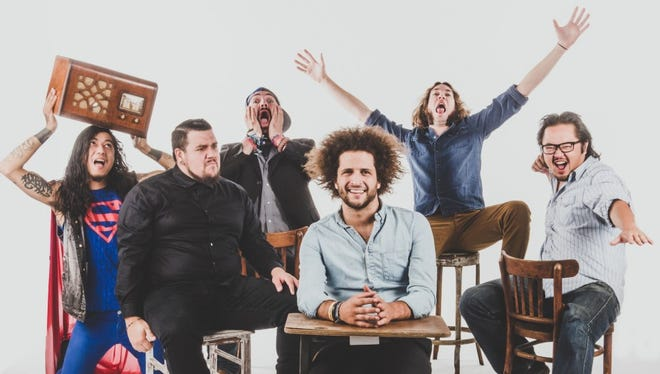 Los Angeles touring act Andy Frasco & the U.N. will play a free concert at The Starboard nightclub in Dewey Beach at 10 p.m. Friday, May 19.