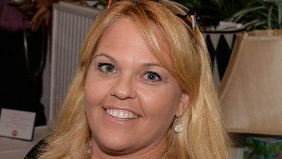 Christine Iannotti, new events coordinator and community outreach specialist for the VIM/HANDS Clinic of St. Lucie County.