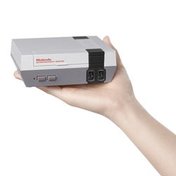 Want Nintendo's NES Classic? Better hurry to a Best Buy tomorrow