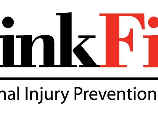 ThinkFirstInternationalLogoBlackandRed