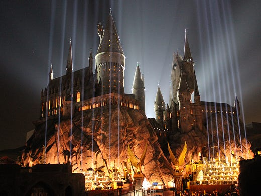 Wizarding World of Harry Potter: What's different in Hollywood?