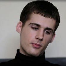 Mathew Miller, an American detained in North Korea, speaks to the Associated Press, Monday, Sept. 1, 2014, in Pyongyang, North Korea