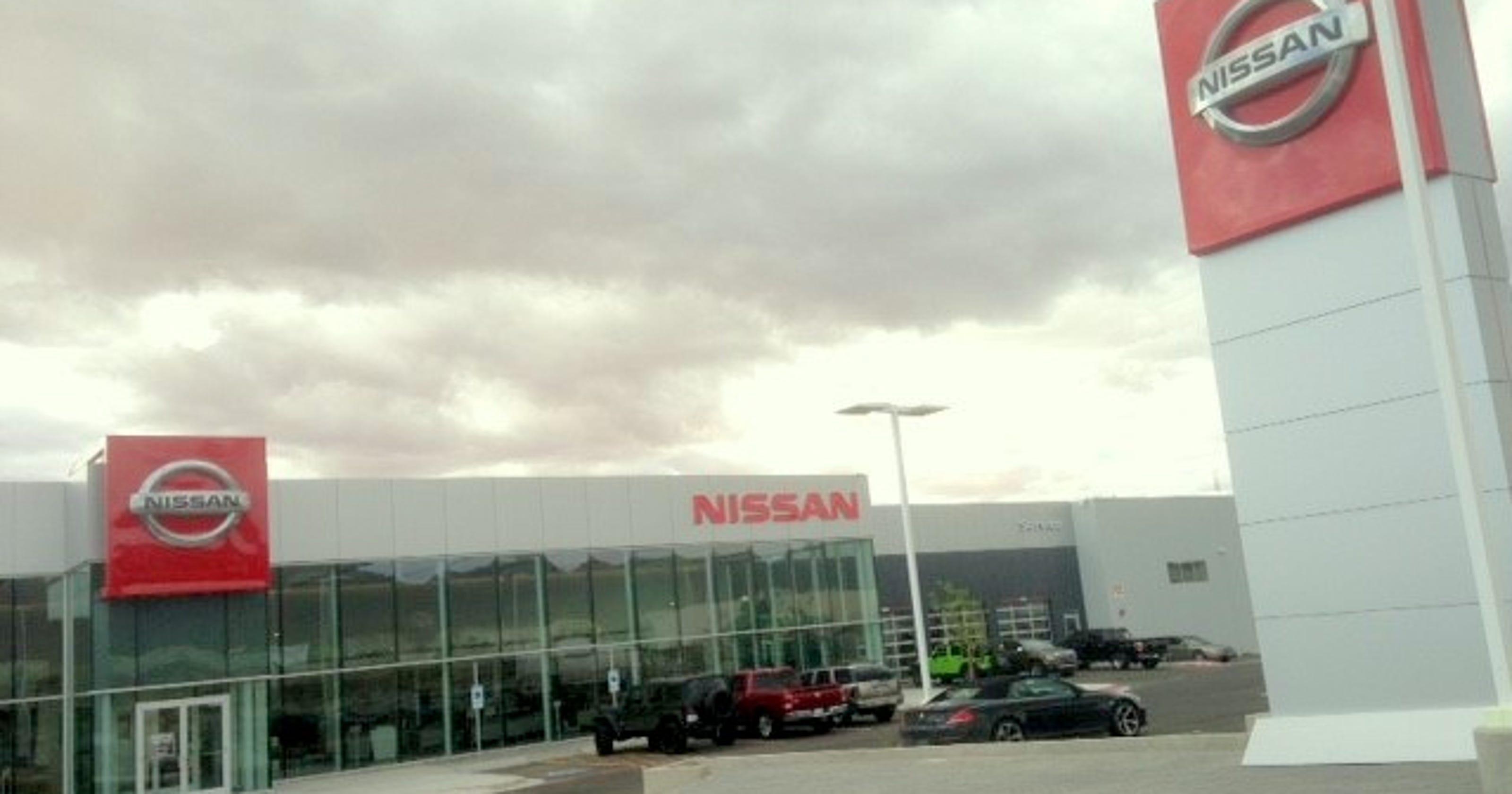 New El Paso Nissan Dealership Opens
