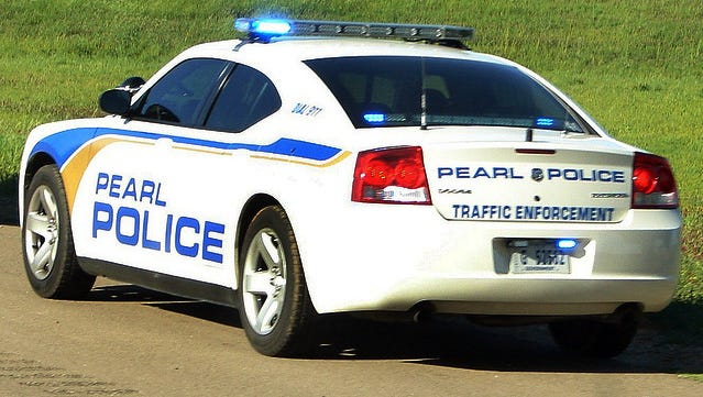 A man was struck by a vehicle on Interstate 20 in Rankin County while trying to help an accident victim.