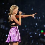 Taylor Swift in Indy through the years