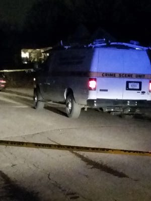 A man was found fatally shot in the west side of Indianapolis Saturday, March 5, 2016.