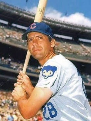 Former major leaguer Jim Hickman died Saturday.