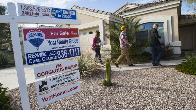 Arizona's housing market is stabilizing, which a recent report says will help the state's economy grow in 2018.