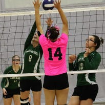 PREP VOLLEYBALL: Mescalero streaks past Cloudcroft in four sets