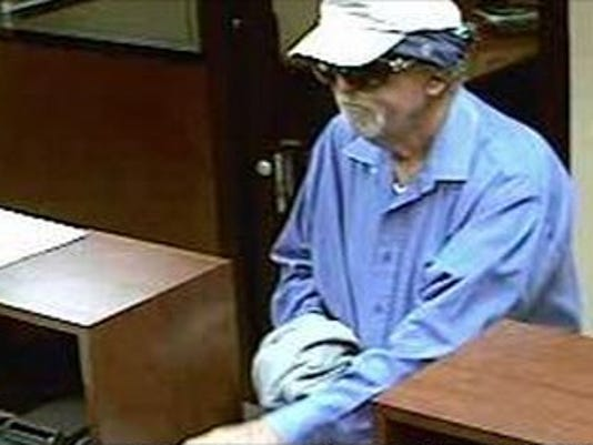 Chandler bank robber