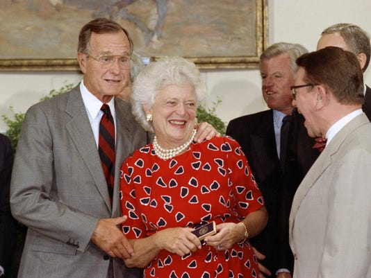 Barbara Bush-Authors