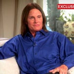 Bruce Jenner was interviewed by ABC's Diane Sawyer in April 2015.