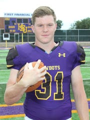 HSU's Josh White