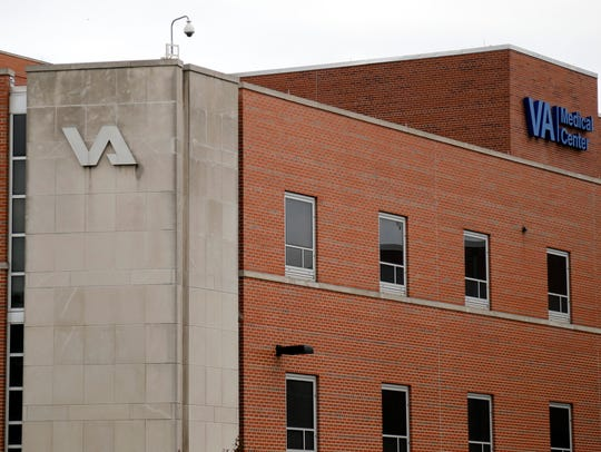 The Cincinnati VA Medical Center in the Avondale neighborhood