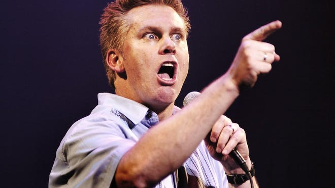 "Brian Regan is respected in the comedy community as a ""comedian's comedian"" and maintains a fan base that spans multiple generations. He performs Thursday at the Visalia Fox Theatre."