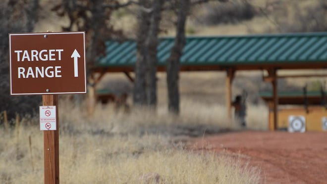 The La Junta Rifle Club was one of many gun ranges to receive funding from state shooting range development grants. It received $10,500 for a new indoor restroom and storage.