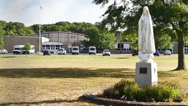 Bishop Connolly High School will open with a hybrid model of a week in-person followed by a week of remote learning.