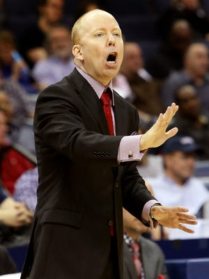 UC coach Mick Cronin likes the new 30-second shot clock, but disagrees with the rule about coaches no longer being able to call timeout during live ball situations.