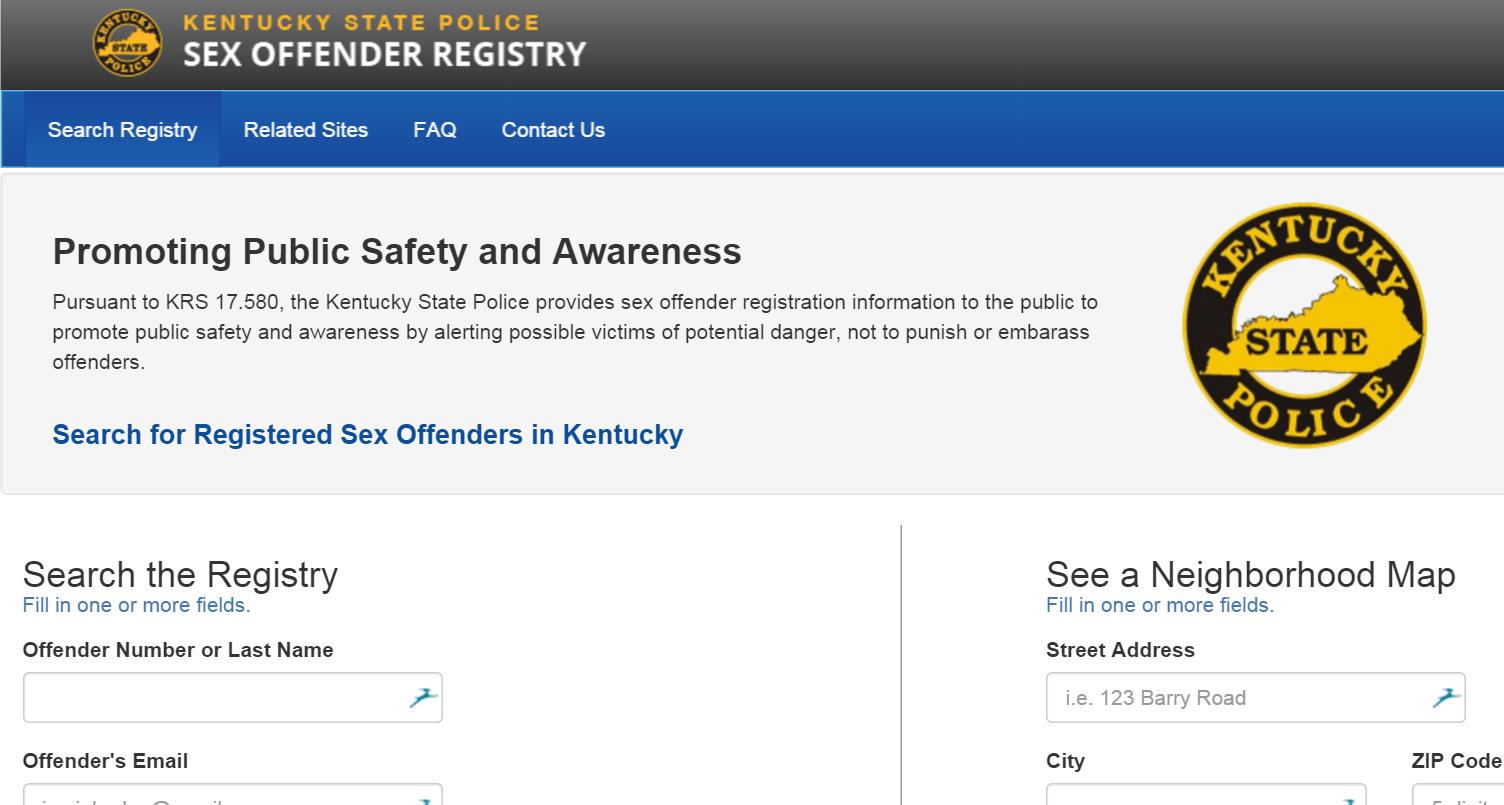 Kentucky sex offender treatment providers