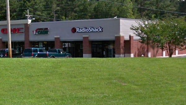 Radio Shack on Miss. 18 in south Jackson, Miss.