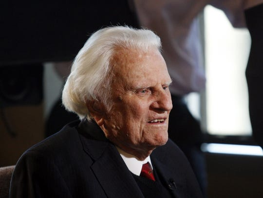 The Rev. Billy Graham celebrated his 96th birthday in 2014, at his Montreat, N.C., home with family and a few friends.