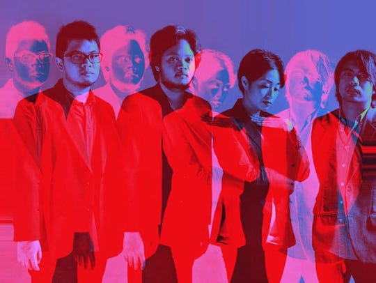Up Dharma Down, a rock band from The Philippines